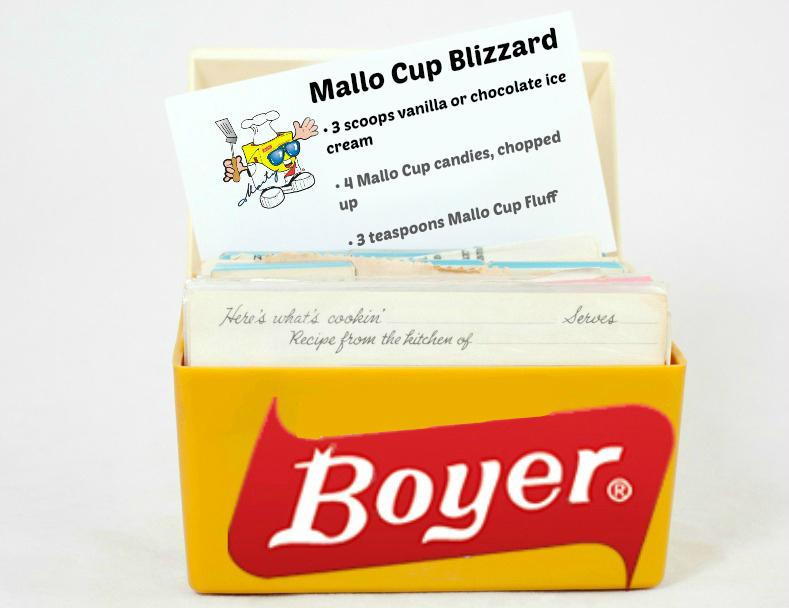Mallo Cup Recipe
