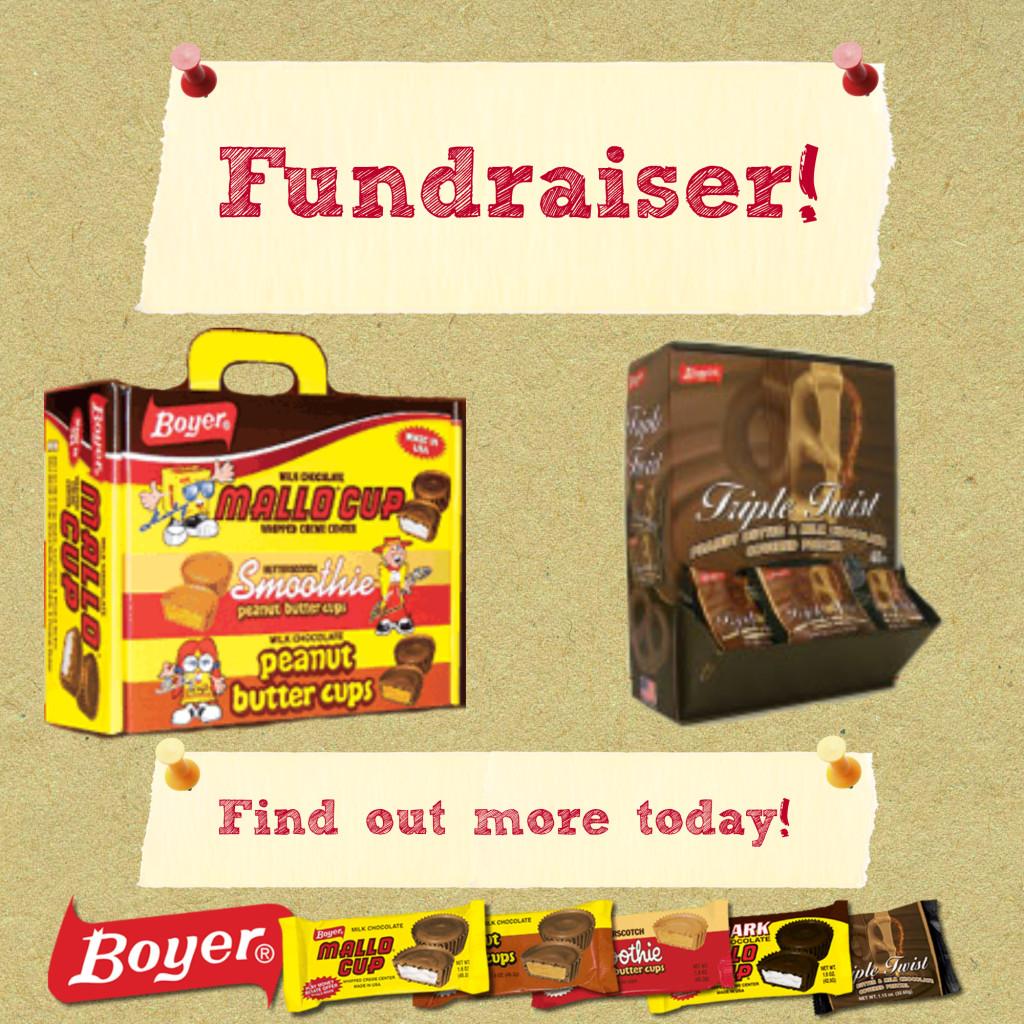 candy fundraising kits